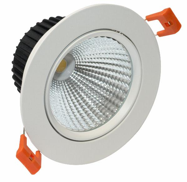 Led Downlight COB 7W 4000K