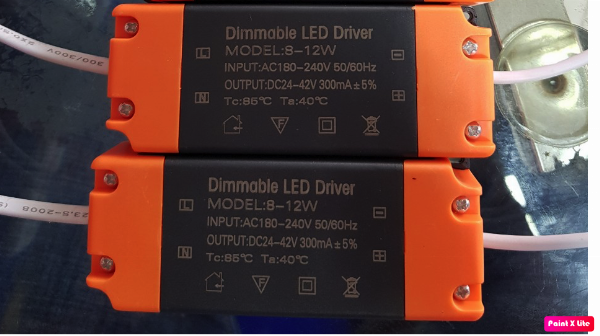 Driver Dimmer Led 12W